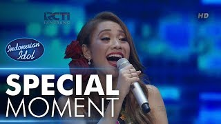 BCL menyanyi dengan Yovie Widianto! - Grand Final - Indonesian Idol 2018