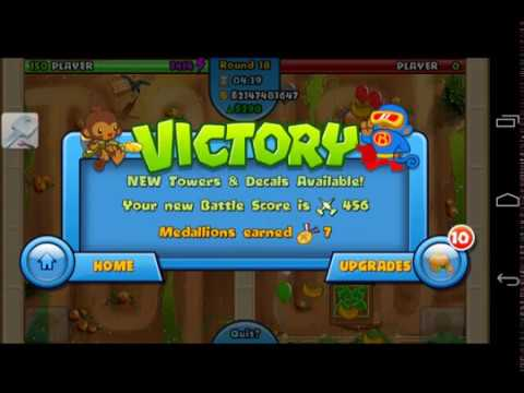 Bloons TD Battles: Ridiculous Glitch - Sandbox Mode and ...