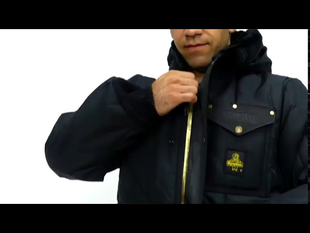 Product Video - Iron-Tuff Coveralls with Hood⠀