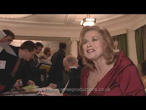 VALERIE LEON INTERVIEW 'CARRY ON...' ACTRESS