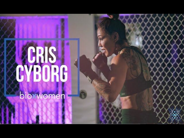 Cris Cyborg Maintaining Championship Form With Stem Cells As Part Of Her Recovery