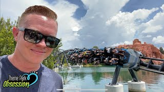 My First Time on VelociCoaster! Finally Riding & Enjoying Islands of Adventure