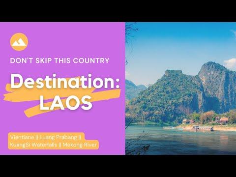 Journey: Laos 2017