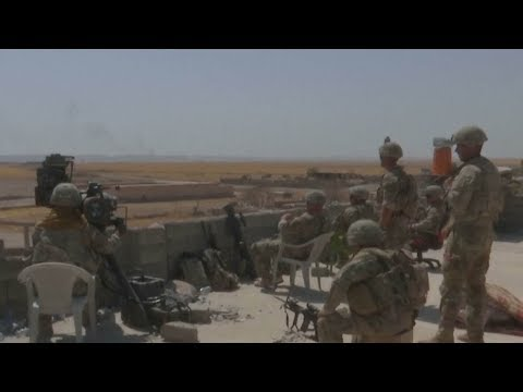Iraqi security forces move closer to retaking strategic town of Tal Afar
