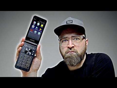 Thumbnail: Using A Flip Phone In 2017...