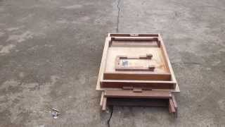 Shop Made Contractors Table Saw #1