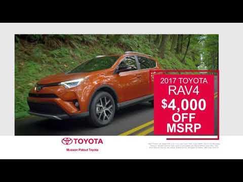 Musson Patout Toyota - New Iberia, Louisiana - Toyota Corolla RAV 4