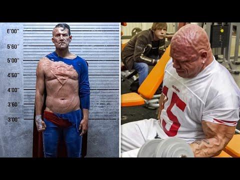 6 Человек, Которые Хотели Стать Супергероями, но у Них Ничего не Вышло