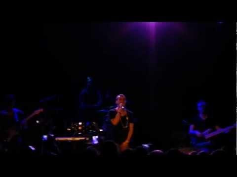 Ryan Leslie - Good Girl Live (Manchester Academy 8th February 2013)