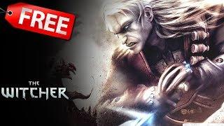 [Free Games] Como Baixar e Instalar THE WITCHER Original Grátis- Gog.com! #48
