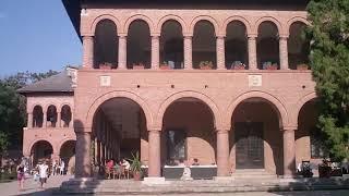 Mogosoia - palatul Brancovenesc