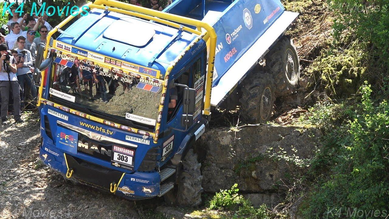 6x6 MAN Truck | Montalieu-Vercieu, France 2018