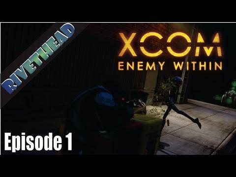 "XCOM: Enemy Within - E1 ""The Brewcraft vs Aliens""  "
