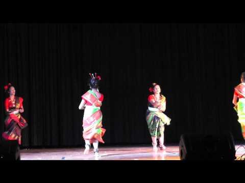 Lal Paharir Deshe Ja...Durga Puja 2011 BAGA Cultural Evening