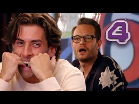 Arg Pied For 2nd Time & Lies To His Back-Up Date?! | Celebs Go Dating