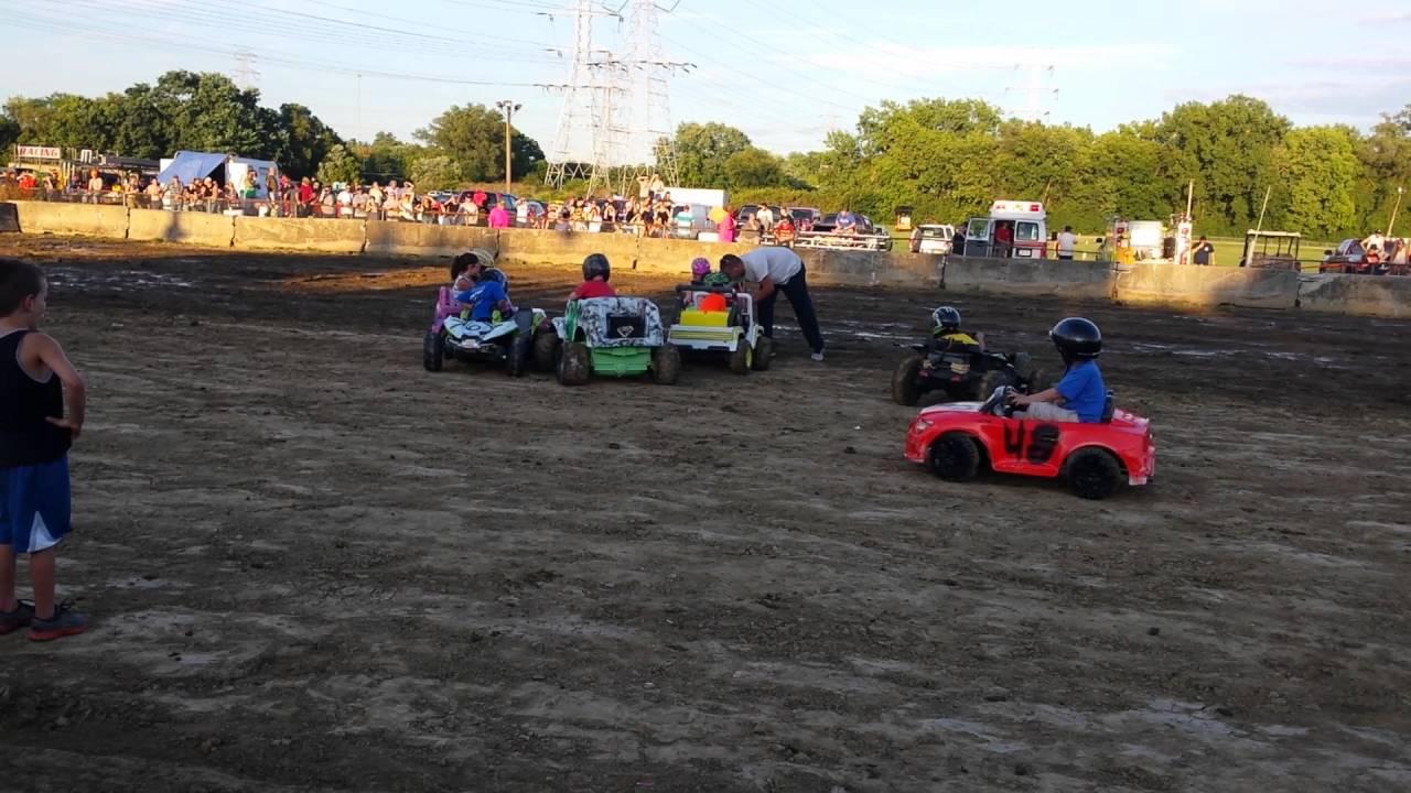Nebraska hamilton county - Power Wheels Demo Derby 2016 Hamilton County Fair