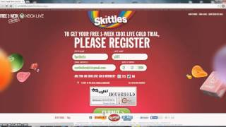 how to get unlimited free xbox live gold membership unlimited 7 day trial codes