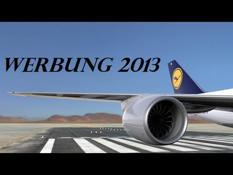 Lufthansa TV-Spot/Werbung 2013 'Diese Deutschen' [HD]
