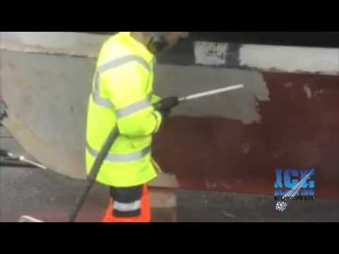 Ice Blasting Solutions™ Marine Industry | Specialist Dry Ice Blast Cleaning | Nationwide