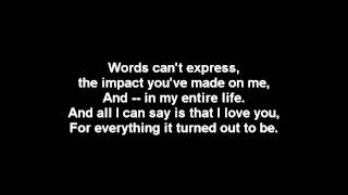 A Day To Remember - A Second Glance Lyrics HD
