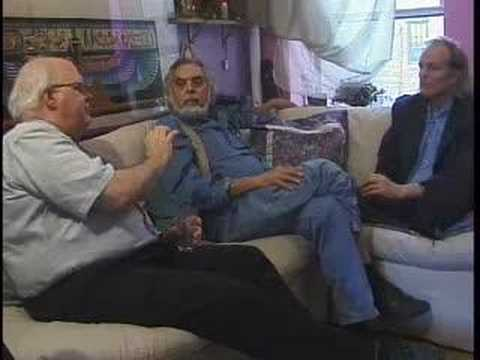 Alan Steinfeld, John Anthony West and Webster Tarpley