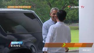 Barack Obama Tepati Janji ke Jokowi