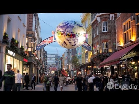 London's West End - City Video Guide