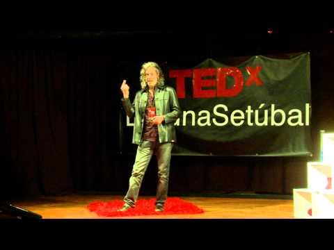 Manipulación por sonido | Ariel Echarren | TEDxLagunaSetúbal