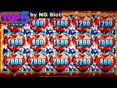 Top JACKPOTS In 2018 By NG   Lock It Link   Spin It Grand  Buffalo Gold   Ultimate Fire Link