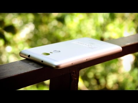 Living With The Xiaomi Redmi Note 3