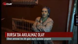 Bursa'da akılalmaz olay! (Haber 23 11 2016)