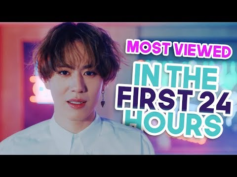 MOST VIEWED KPOP MUSIC S IN THE FIRST 24 HOURS