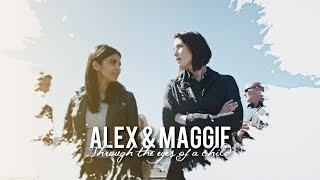 Alex & Maggie | Don't leave me here