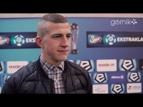 Łukasz Wolsztyński o meczu z Bruk-Bet Termalicą (19.02.2019)