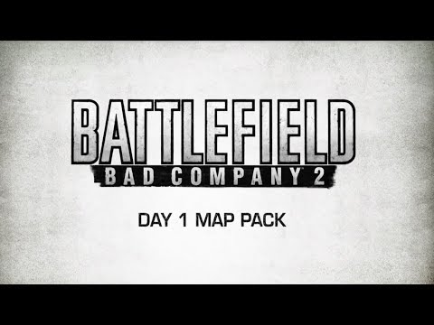 """Battlefield: Bad Company 2 """"Day 1 Map Pack"""" Trailer"""