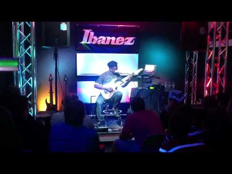 Tosin Abasi live at Alto Music