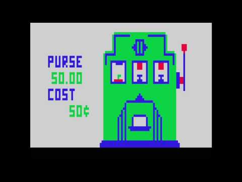 VC 22 - Slot Machine - (1980) - Channel F - gameplay HD