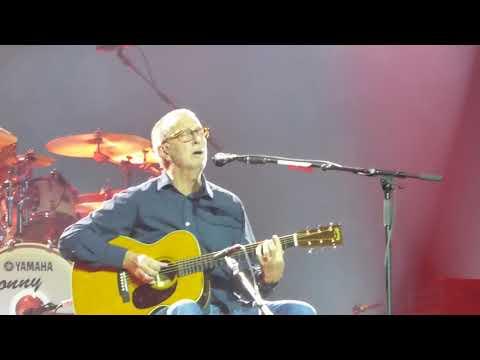 Eric Clapton - Tears in heaven [ Köln Cologne - 2 - 7 - 2018 ]