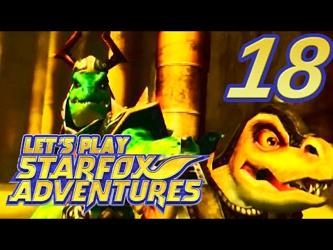 """Treasure Everywhere!"" - Star Fox Adventures - #18"