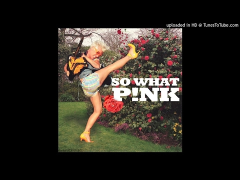 P!nk - So What (Instrumental with BGV)