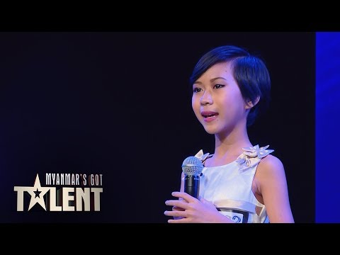 Yoon Waddy: Auditions | Myanmar's Got Talent 2018 thumbnail