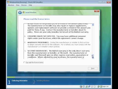 How to Upgrade Windows XP to Windows Vista