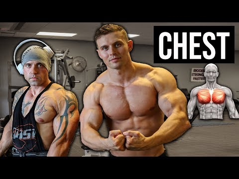 Crazy Chest Workout | PLATEAU BUSTING