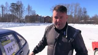 """Как управлять машиной на льду. Ледовые гонки """"ТРЕК-400"""""""