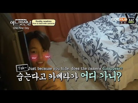 [ENG/Moments] DAEHYUN on B.A.P ONE FINE DAY EP 3