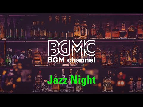 Jazz Night: Relaxing Background Chill Out Music - Night of Smooth Jazz for Studying, Sleep, Work