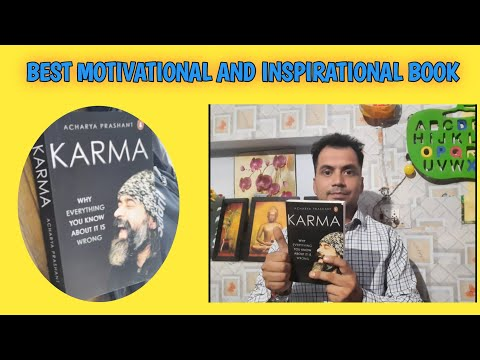Karma by Acharya prashant | Book Review | Best Motivational and Inspirational Book |