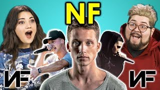 connectYoutube - COLLEGE KIDS REACT TO NF