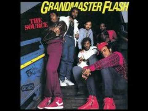 Grandmaster Flash - Fastest man alive