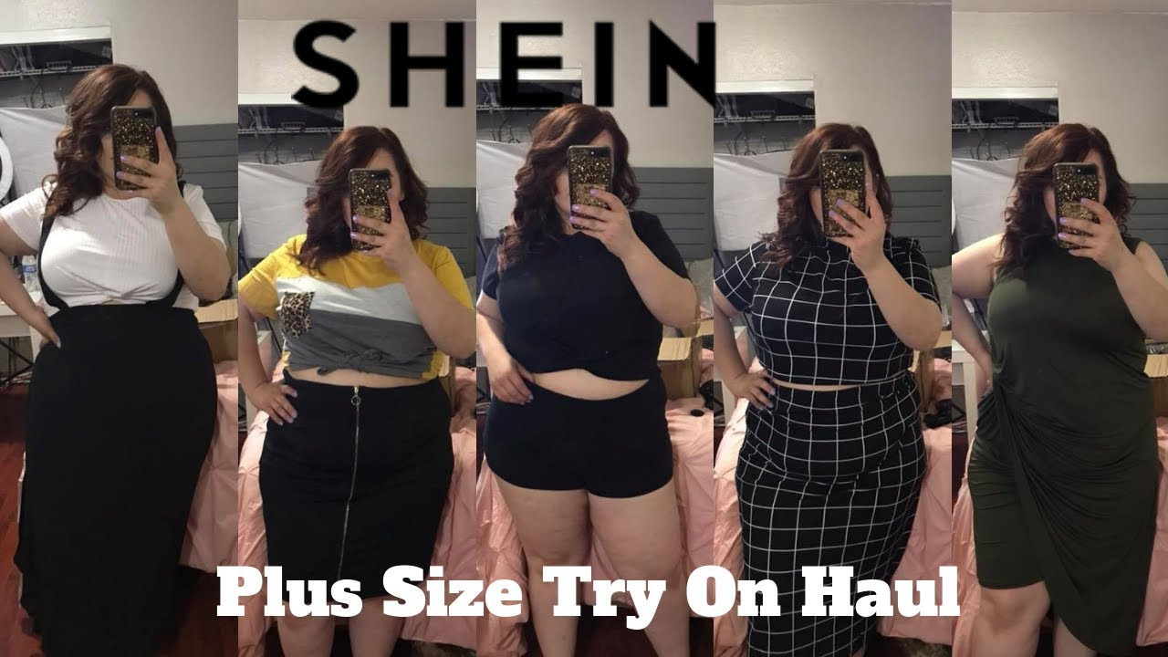 94531fa6ea Shein Try On Haul | Is It Worth It? | Plus Size Fashion | - YouTube